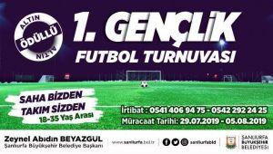 1. Gençlik Futbol Turnuvası