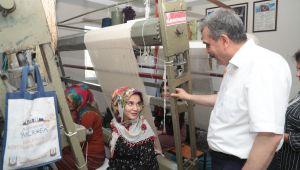 Başkan Beyazgül: Gençlere Ve Kadınlara Yönelik Projelerimiz Artacak
