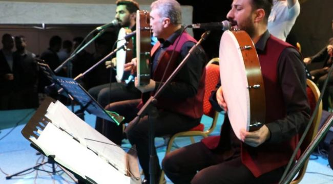 Büyükşehir'den Tarihi Balıklıgöl'de Muhteşem Konser (Videolu)