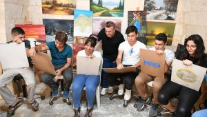 Büyükşehir Gençleri Yetenek Sınavlarına Hazırlıyor (Videolu)