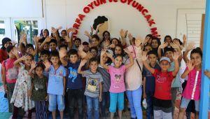Çocuklar Oyuncak Müzesini Çok Sevdi (Videolu)