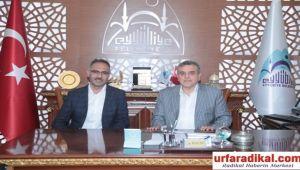 Eyyubiye Belediye Başkanı Mehmet Kuş, Kentsel Dönüşüm Müjdesi verdi