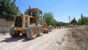 Haliliye Belediyesi, Kırsalda Yol Yapım Çalışmalarına Devam Ediyor