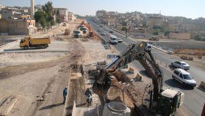 Karakoyun Kavşağı'nı Büyükşehir Devraldı, Çalışmalar Hızlandırıldı (Videolu)