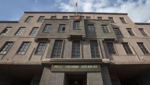 Milli Savunma Bakanlığından Şanlıurfa Açıklaması