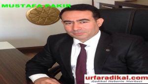 Mustafa Pakır'dan Bayram Mesajı