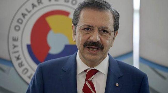 TOBB Başkanı Hisarcıklıoğlu'dan Medikal Firmalara Müjde