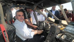 Türkiye'nin İlk Ve Tek Rally Raid Yarışı Şanlıurfa'da Son Buldu (Video ve Fotoğraflı)