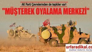 Urfa'daki Ortak Müşterek Harekat Merkezine Sert Tepki