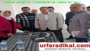 Yazar Kamile Özdemir'in İmza Gününe Yoğun İlgi