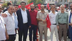 AK Parti Karaköprü İlçe Başkanı Sait Ağan, Karaköprülülerin Takdirinini Kazanıyor