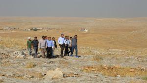 """Başkan Kuş, """" Eyyübiye'yi Turizm Cazibe Merkezi Haline Dönüştüreceğiz"""" (video ve fotoğraflı)"""