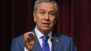 Bülent Arınç'tan AK Parti'li Turan'a Sert Cevap (Videolu)