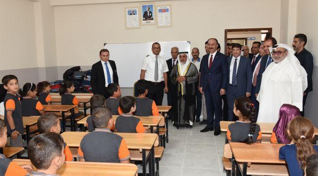 Eyyübiye'de Bir Okul Daha Açıldı