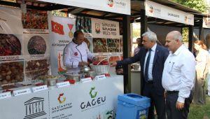 Gastroantep Festivalinde Şanlıurfa Standına Yoğun İlgi
