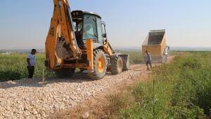 Haliliye'de Ekipler Kırsaldan Çıkmıyor