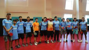 Haliliyeli Gençler Türkiye Kupası'na Hazırlanıyor ( Video'lu)