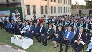 Harran Üniversitesi Doğduğu Topraklarda Akademik Yıl Açılışını Yaptı