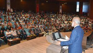 Harran Üniversitesi'nde Oryantasyon Haftası Başladı