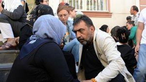 HDP Binası Önünde Eylem Yapan Annelere Sanatçılardan Destek.
