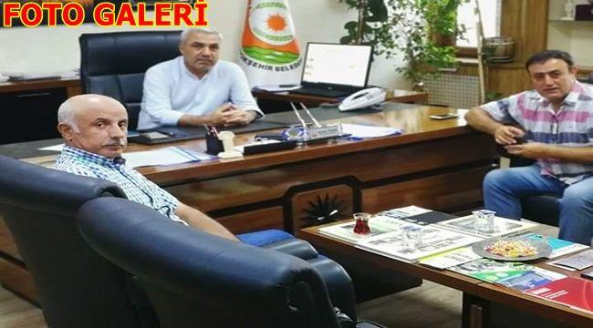 Mahmut Tuncer Urfa'da Çeşitli Ziyaretlerde Bulundu (Fotoğraflı)