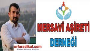 Mersavi Aşireti Derneği, Kitap Kampanyası Başlattı
