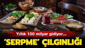 Nimeti 'serpme' Türkiye!