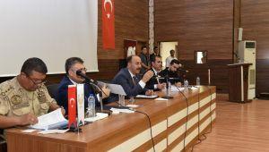 Okul Güvenliği Toplantısı Büyük Katılımla Yapıldı