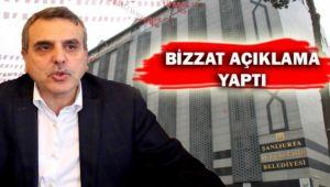 Şanlıurfa BŞB Belediye İcrası Olanlar Dikkat!