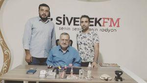 Siverekli Alim Acarlar Siverek FM Radyo'nun Konuğu Oldu