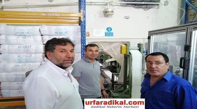 Urfa'da Üretip 20 Ülkeye İhracat Yapıyor