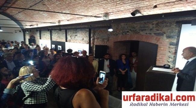Urfalı Sanatçı İstanbul'da Sergi Açtı (Fotoğraflı)