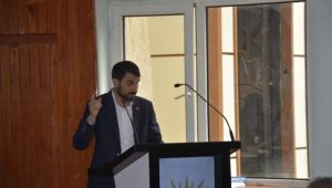 CHP Siverek belediye meclis üyesi Ali Çiftel istifa etti