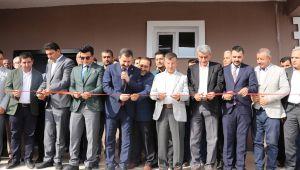 Doğukent'e Çok Amaçlı Salon Ve Muhtar Evi Kazandırıldı