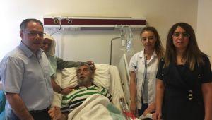 Dünya yaşlılar günü Harran Tıp'ta kutlandı