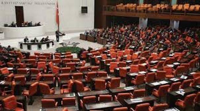 Irak-Suriye tezkeresi Meclis'ten geçti