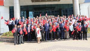 İstanbul Sanayi Odası Ve İş Dünyası Temsilcileri, Şutso'da Bir Araya Geldi
