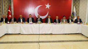 Şanlıurfa'dan Barış Pınarı Harekâtına Tam Destek