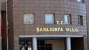 Şanlıurfa Valiliği tarafından 5-20 Ekim arası tüm eylemlere yasak geldi