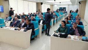 Büyüşehir Meclisi Urfa'nın Bütçesini Onayladı