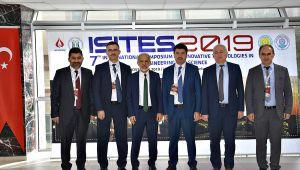 HRÜ, Uluslararası Mühendislik ve Bilim Alanında Yenilikçi Teknolojiler Sempozyumuna Ev Sahipliği Yaptı