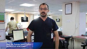 Mehmet Akif İnan Hastanesinden Önemli Hizmet