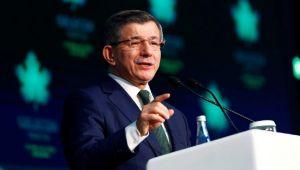 Ahmet Davutoğlu Gelecek Partisi'nin Genel Başkanı seçildi