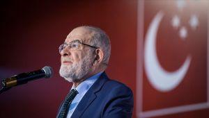 Bülent Arınç: Saadet Partisi iktidarı derinden etkiliyor