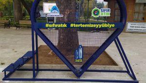 Eyyübiye Belediyesi 'Sıfır Atık Projesi' İle Tasarruf Sağlıyor