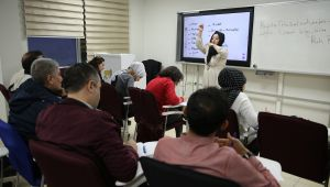 Haliliye'den Ücretsiz İşaret Dili Kursu