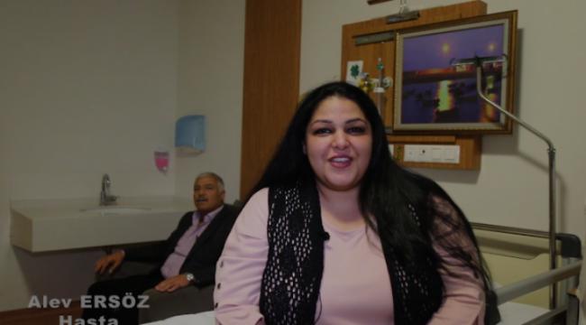 Hollanda'dan gelip Urfa'da ameliyat oldu