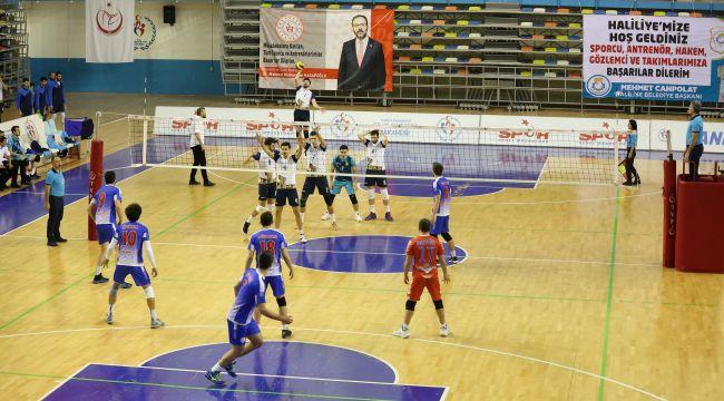 Lider Haliliye Belediyespor, Galibiyet Serisini 7'ye Çıkardı