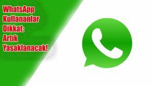 Toplu Mesajlaşma 7 Aralık İtibariyle Yasaklanacak