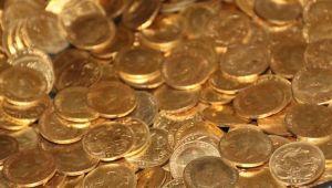 Urfa'daki Otelde Kilolarca Tarihi Altın Para Bulundu.